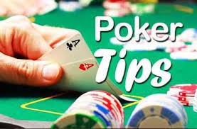 Tips Hoki Bermain Di Poker Online